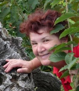 Maria Ipate. Auch sie hat den Schalk in den Genen. - Foto: Anne Burgmer.